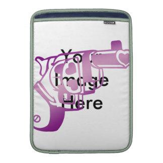 Love gun. MacBook air sleeve