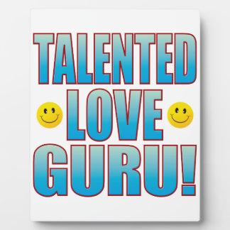 Love Guru Life B Plaque