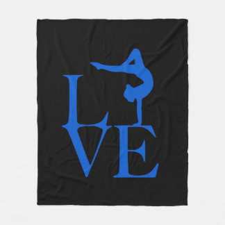 Love Gymnast Blanket