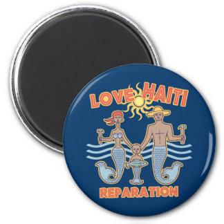 Love Haiti Magnet