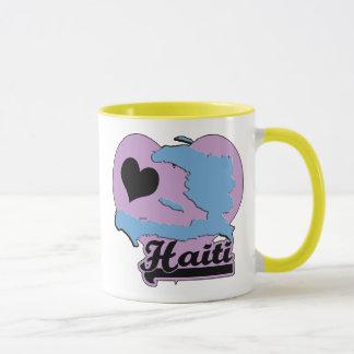 Love Haiti Mug