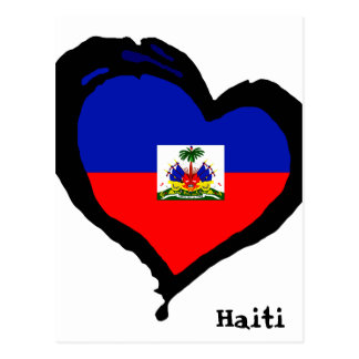 Love Haiti Postcard