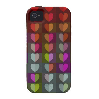 love halves iPhone 4/4S case