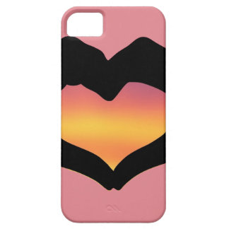 love hands-5s case iPhone 5 cases