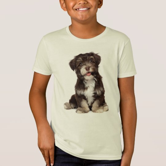 Love Havanese Puppy Dog Tee Shirt