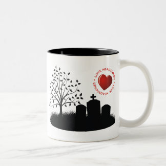 Love Headstones Mug