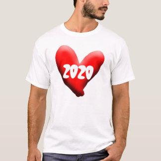 LOVE heart 2020 T-Shirt