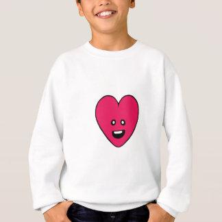 Love Heart cute health indicator design Sweatshirt