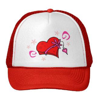 love heart hearts Spel079 Clip Art Holidays box ho Hat