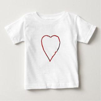 Love Heart Infant T-Shirt