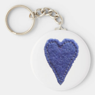 Love Heart Key Chain