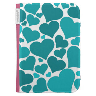 Love heart kindle case
