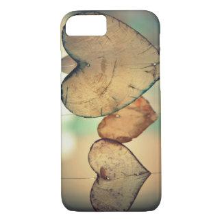 Love Heart Logs iPhone 8/7 Case