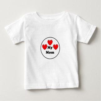 Love Heart My Mom Tshirt