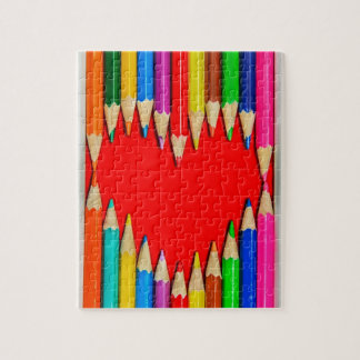 Love Heart Puzzles