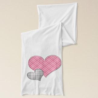 Love Heart Scarf