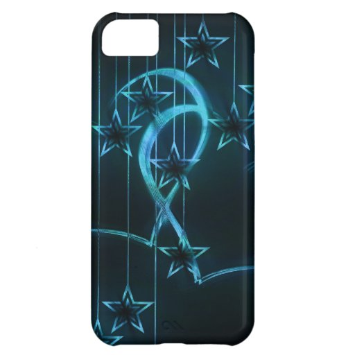 Love Heart Shower Birthday Party Destiny Stars iPhone 5C Covers
