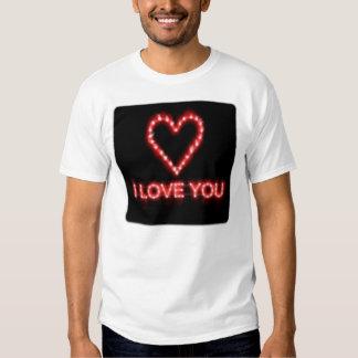 love-heart t shirt