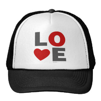 Love Heart Valentines Day Hat