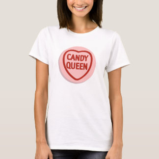 Love Hearts 'Candy Queen' T-Shirt