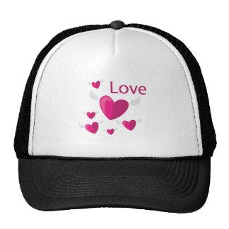 Love Hearts Cap