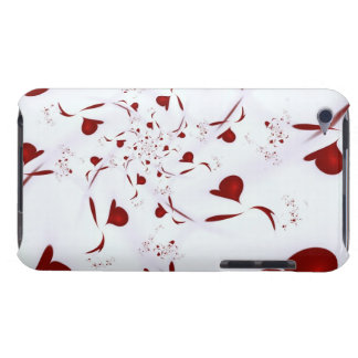 Love Hearts Barely There iPod Cases