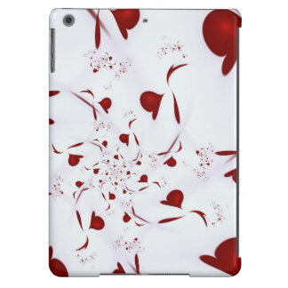 Love Hearts Cover For iPad Air
