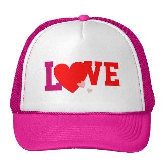 Love Hearts Hat
