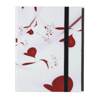 Love Hearts iPad Cover