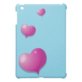 Love HEARTS  iPad Mini Covers