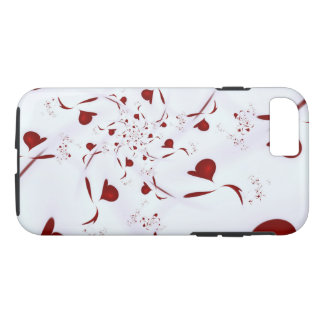 Love Hearts iPhone 7 Case