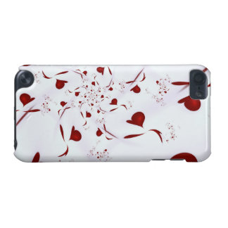 Love Hearts iPod Touch (5th Generation) Cover
