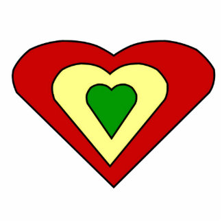 Love Hearts Photo Cutouts