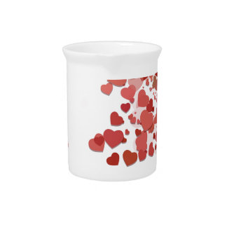 Love Hearts Pitcher