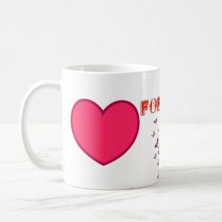Love Heat mug