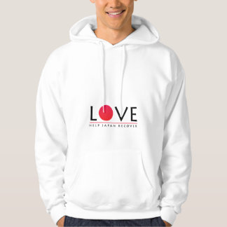LOVE Help Japan Recover Shirt