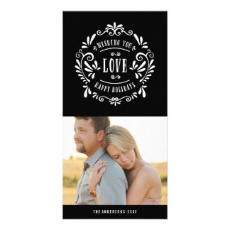 Love | Holiday Photo Cards