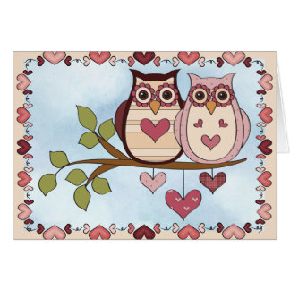 Love Hoots Cards