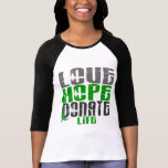 LOVE HOPE DONATE LIFE T-Shirts, Gifts, & Apparel T-Shirt