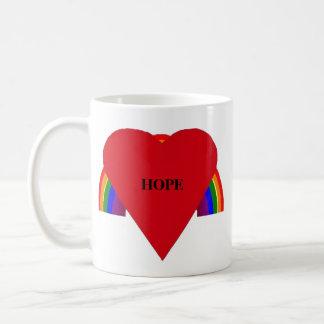 Love, Hope Mug