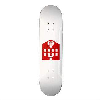 Love Hotel Japanese Emoji Skate Deck