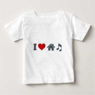 Love House Music Tshirt