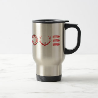 Love Hunting Travel Mug