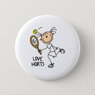 Love Hurts Button