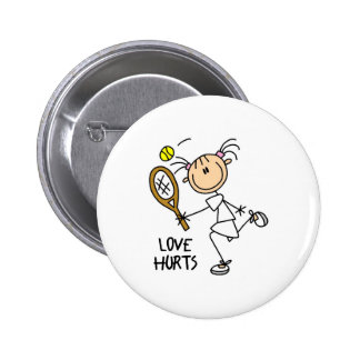 Love Hurts Button