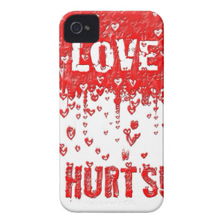 LOVE HURTS! iPhone 4 COVER