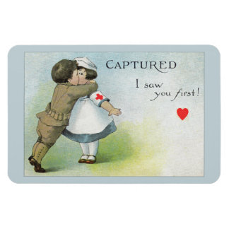 Love I Saw you First Magnet