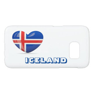 Love Iceland Samsung s7 phone cover
