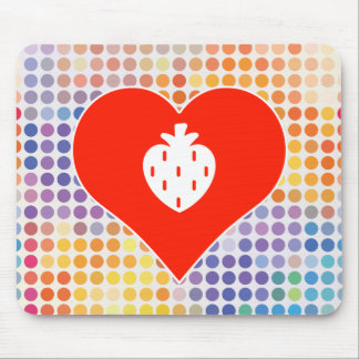 Love Icon Mouse Pad