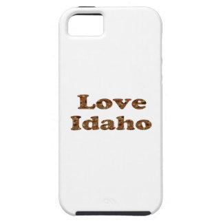 LOVE IDAHO iPhone 5/5S CASES